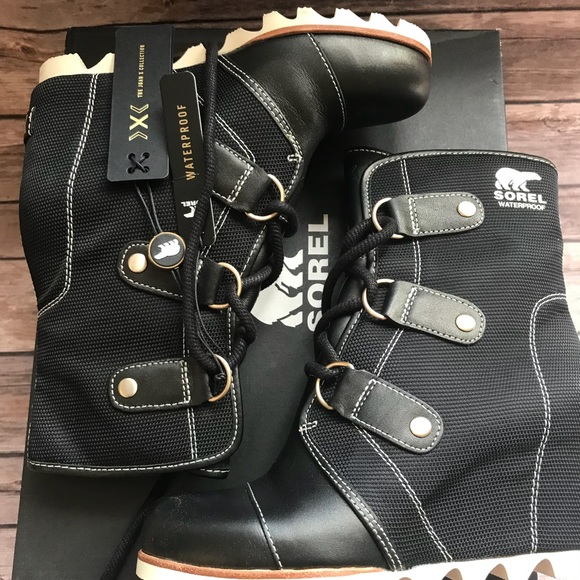 7495ecb2a252 Sorel JOAN Of ARTIC WEDGE Mid X Celebration Boots